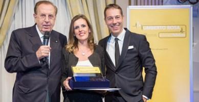 Un altro premio per il network LaC, riconoscimento per Rossella Galati