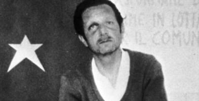 Mario Sossi nella foto diffusa dalle Br quando era tenuto prigioniero