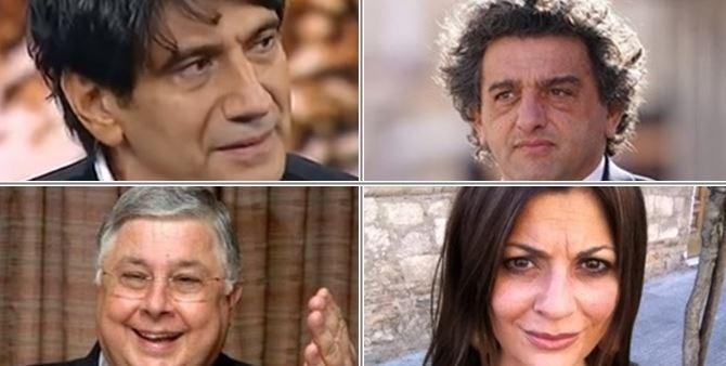 Carlo Tansi, Francesco Aiello, Pippo Callipo e Jole Santelli