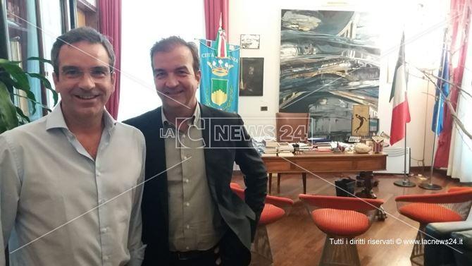 Roberto e Mario Occhiuto