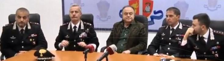 «Ritratta o non vedrai più tua figlia»: arrestate mamma e zia del pentito Emanuele Mancuso