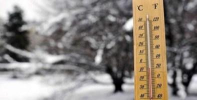 Arriva il freddo in Calabria: neve a bassa quota e temperature in picchiata