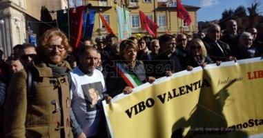 Insieme per la legalità e la giustizia, Libera scende in piazza a Vibo
