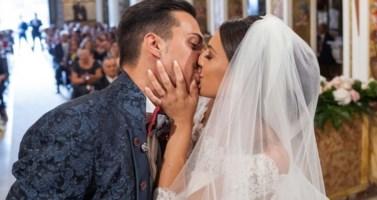 Nino Candido e la sua sposa Elena