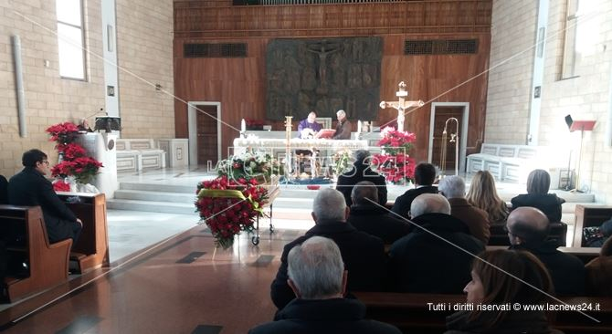 I funerali di Dario Antoniozzi