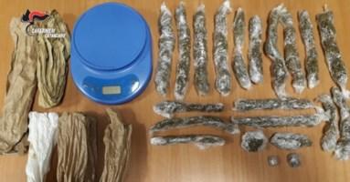 Lamezia, spaccio di droga in pieno centro: arrestato 60enne