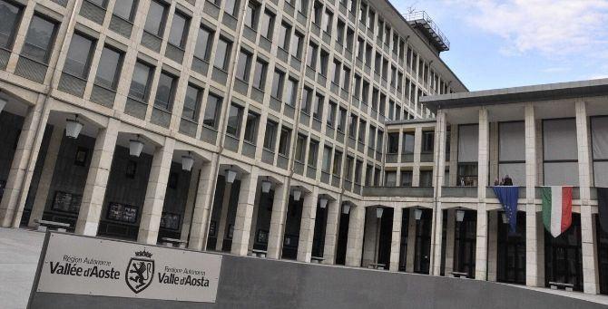 Palazzo della Regione Valle d'Aosta