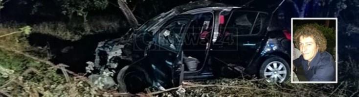 Incidente nel Vibonese, dopo un mese di agonia muore anche il secondo passeggero