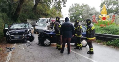 Incidente nel Catanzarese