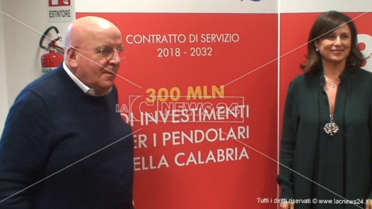 Mario Oliverio - Sabri De Filippis