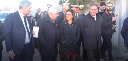 Paola De Micheli a Gioia nella recente campagna elettorale