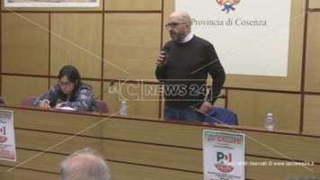 Pd a Cosenza, il commissario dem ai militanti: «Battiamo il sovranismo leghista»