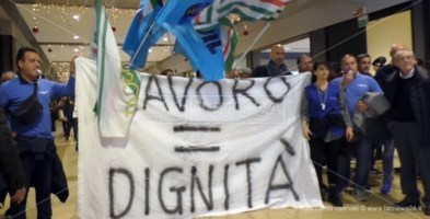 Un anno di vertenze, la Calabria che chiede lavoro e dignità