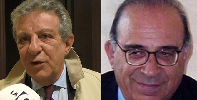 Giancarlo Pittelli e Giuseppe Chiaravalloti