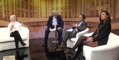 Ospiti di Pasquale Motta: Alessia Bausone, Carlo Salvo e Tiziana De Nardo