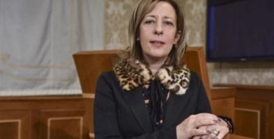 La senatrice Silvia Vono