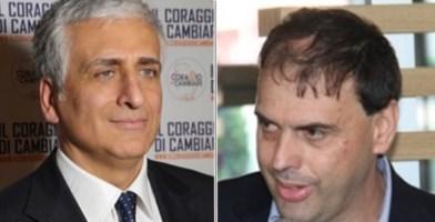 Regionali, Graziano e D'Acri passano con l'Udc puntando a una candidatura