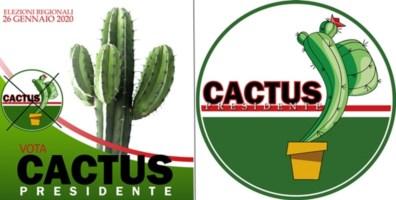 Regionali, arriva anche la lista del… Cactus. Per ridere ma non solo