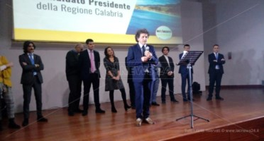 Di Maio a Catanzaro, inizia la campagna elettorale del Movimento 5 stelle