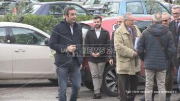 Roberto Occhiuto verso le dimissioni da Forza Italia