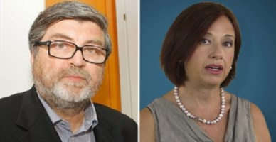 Giuseppe d'Ippolito e Bianca Laura Granato