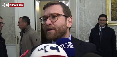 Il ministro Provenzano