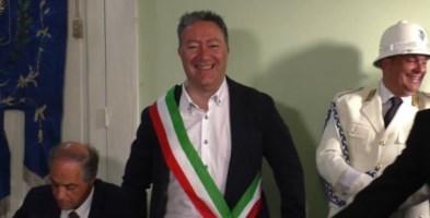 Il sindaco di Riace, Antonio Trifoli