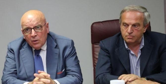 Mario Oliverio e Achille Gentile