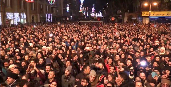 Capodanno in Calabria, tutti gli eventi delle principali città