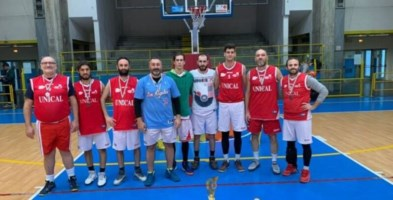 La squadra di basket Cruc Unical