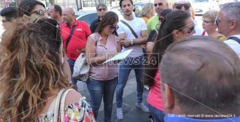 Catanzaro, tirocinanti degli enti locali in piazza: «Chiediamo dignità e lavoro»