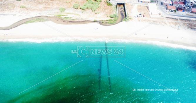 Le immagini del drone