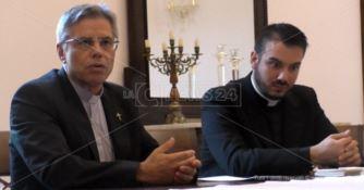 Il neo vescovo di Lamezia: «Io, figlio di un comunista, rimango un prete»