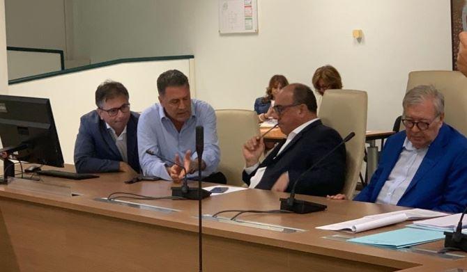 La seduta in Commissione Vigilanza