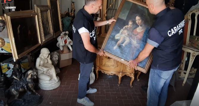 Operazione Antiques