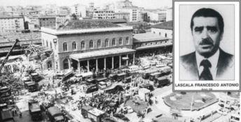 39 anni dalla strage di Bologna: tra le vittime anche il reggino Totò Lascala