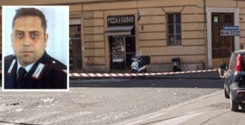 Carabiniere ucciso, il collega racconta: «Ho provato a salvarlo»
