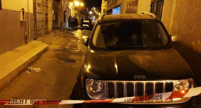 L'incidente a Ragusa