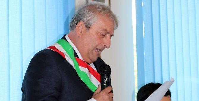 Il senatore e neo sindaco di Diamante Ernesto Magorno