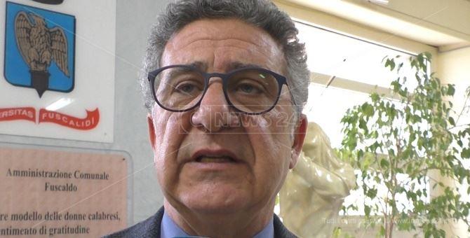Il sindaco di Fuscaldo, Gianfranco Ramundo, tra gli indagati dell'inchiesta