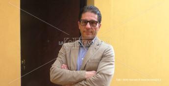 L'ex sindaco di Paola, Basilio Ferrari
