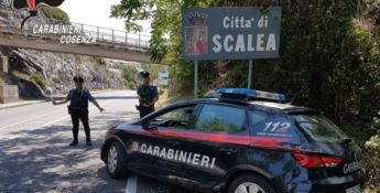 Spaccio d'eroina a Scalea, arrestato pusher