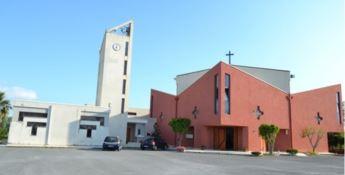 La chiesa Santissima Trinità di località Pantano a Scalea