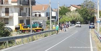 Scontro auto-moto a Santa Maria del Cedro, morto il centauro