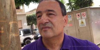 L'ex sindaco di Riace Mimmo Lucano