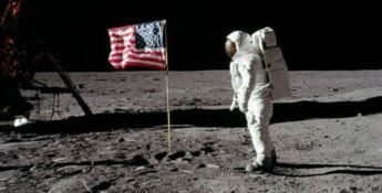 Anche un calabrese nella conquista della Luna 50 anni fa