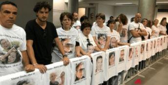 Tragedia Rigopiano, udienza rinviata: tensione tra i parenti delle vittime