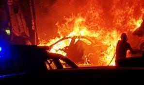 Incendio auto ex assessore Catanzaro, individuati gli autori