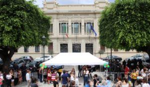 Proteste a Reggio