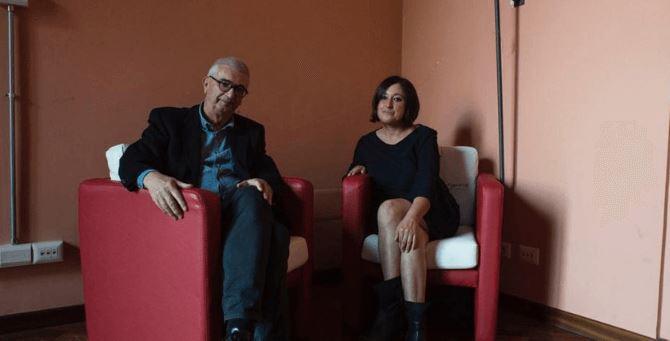 Gilberto Floriani e Maria Teresa Marzano